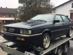 1987 Audi Coupe GT  / Jirka SS